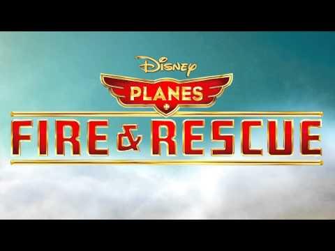 Planes Fire & Rescue -