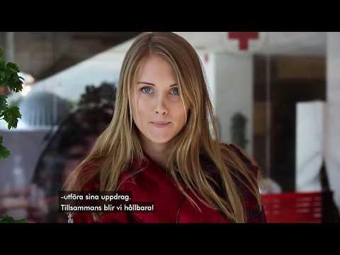 Röda Korsets hållbarhetsarbete lokalt i Sverige