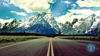 """Relaxing Driving Music: """"The Journey Ahead"""" - no binaural beats, Stress Relief, Calm, Instrumental"""