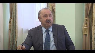 «Актуальное интервью» С Валерием Газзаевым