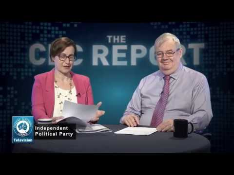 5 October 2018 - The CEC Report - Put banks back in their box / CEC's 5-point program
