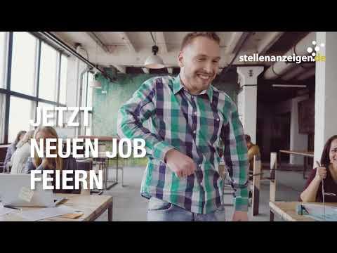 Neuen Job feiern!