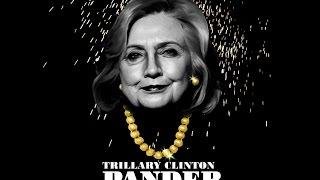 Hillary Clinton Pander
