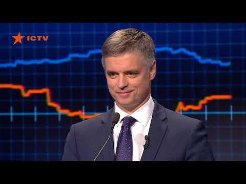 Глава МИД Пристайко о формуле мира Зеленского и выборах на Донбассе