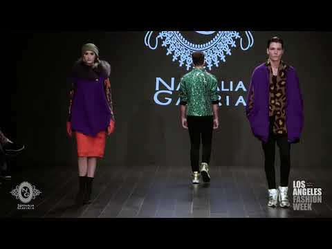 Nathalia Gaviria at Los Angeles Fashion Week powered by Art Hearts Fashion LAFW