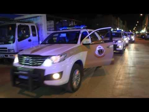 الحملة الأمنية - تغطية صحيفة الجزيرة