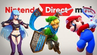 Upcoming 2018 Switch Releases | Nintendo Direct Mini (1.11.18)