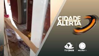 CAPS INFANTIL DE JUAZEIRO DO NORTE: Bandidos furtam objetos e destroem materiais