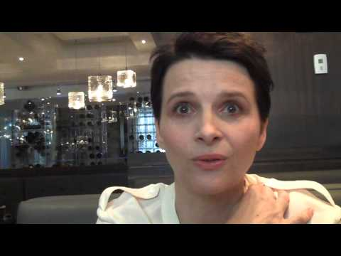 Juliette Binoche: Toronto Film Festival - YouTube