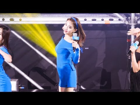 180904 트와이스 TWICE 나연 NAYEON Dance The Night Away 4K 60P 직캠 @ 포카리 챌린지 틴페스타 by Spinel
