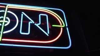 Vidiot Arcade - Tron Neon Signs by Hong Kong Gu!