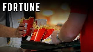 McDonald's Plans to Go Green I Fortune