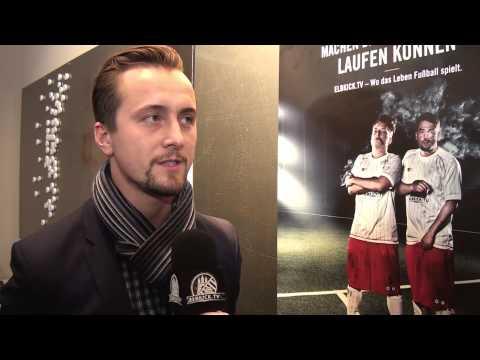 Interview mit Eugen Helmel (Trainer TuS Germania Schnelsen) | ELBKICK.TV