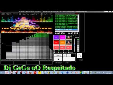Baixar MIX MELODY 2013 COM PC DJ & DM SAMPLE DJ GEGE