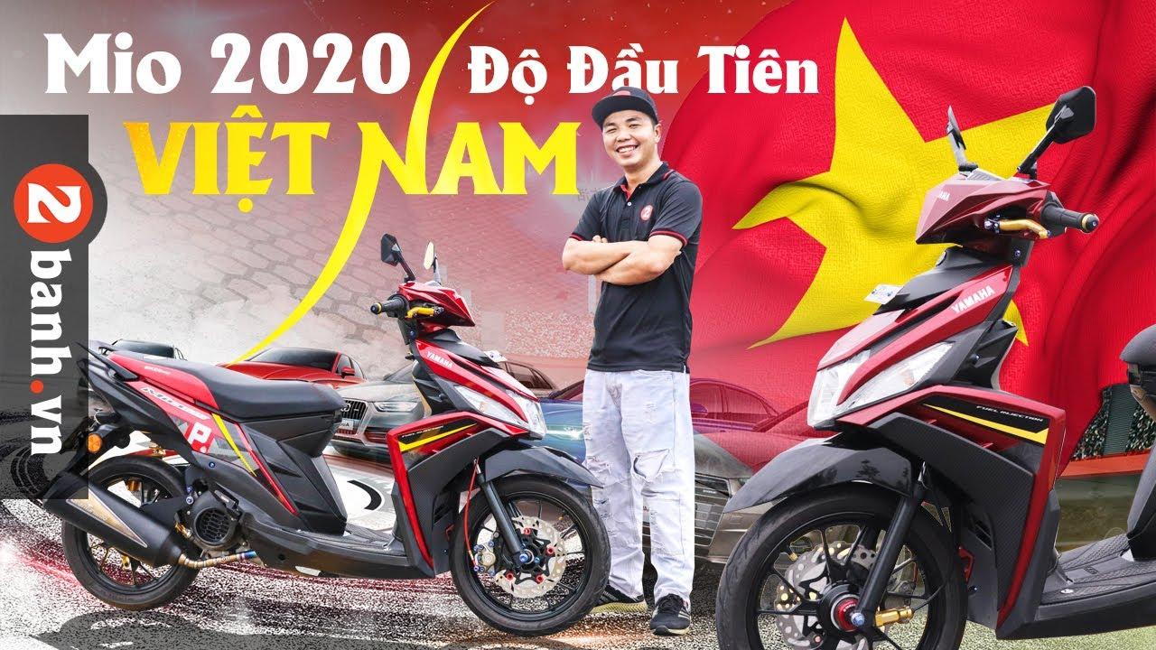 Mio 2020 độ option HỦY DIỆT của nhiều Quốc Gia I 2banh Reivew