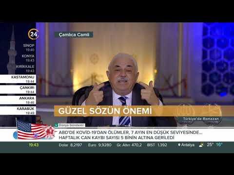 Türkiye'de Ramazan – 27 04 2021