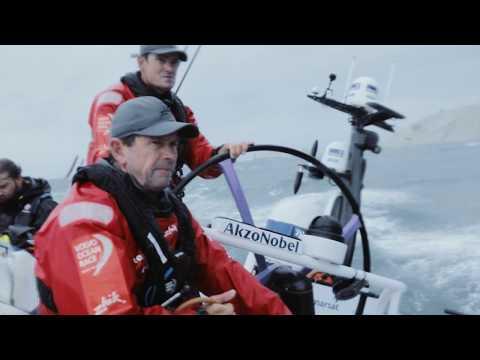 Brad Jackson announced as team AkzoNobel skipper