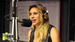 Dinah Jane talks being in the group Fifth Harmony w/Meilani Part 1