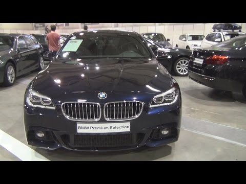 BMW 530d xDrive M Package (2015) Exterior and Interior in 3D