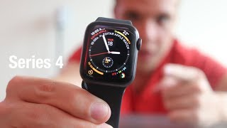 Unboxing del Apple Watch Series 4