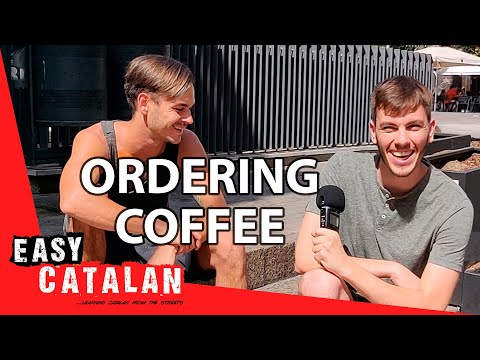 How to order a coffee in Barcelona | Super Easy Catalan 6 photo