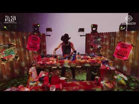Lil Texas for BackHARD Summer BBQ Virtual Rave-A-Thon