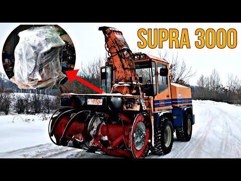 SUPRA 3000///Ремонт двигателя