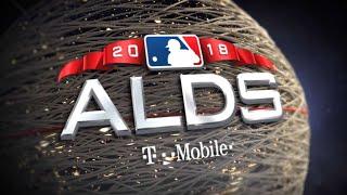 Springer, Gonzalez lead Astros to ALDS sweep: 10/8/18