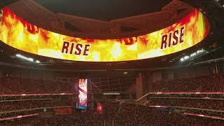 Atlanta Falcons Intro (vs. Green Bay Packers) - Sunday Night Football 09.17.2017