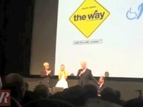 The Way Premier with The Walkabout Foundation and Bill Clinton