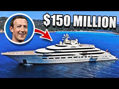 10 Most Expensive Things Owned By Mark Zuckerberg
