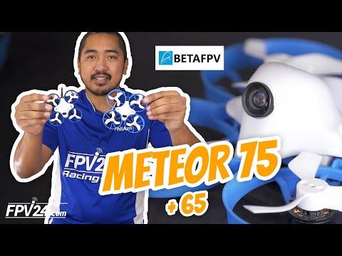 BETAFPV Meteor75 im TEST & REVIEW (+ BETAFPV Meteor65) | FPV24 ROOMTOUR