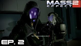 Mass Effect 2 - Ep. 2 - Tali!