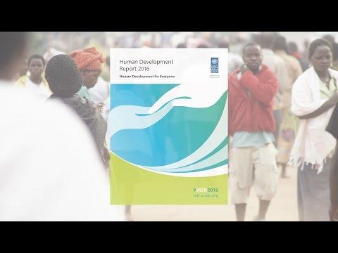 Human Development for Everyone — Human Development Report 2016 (short)