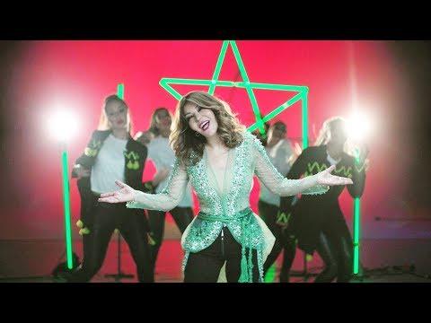 شاهد سميرة سعيد في فيديو أغنية المنتخب المغربي