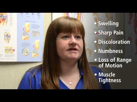 What Happens When You Pull Your Hamstring with ACMC Athletic Trainer Jessica Slavik, ACMC-Willmar