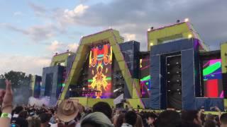 Marshmello - Blocks / Want U 2 (Live at Spring Awakening Music Festival, 2017)