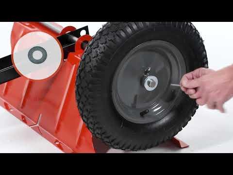 AGRI-FAB Poly Tipping Cart - 45-0533