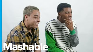 The Cast of Netflix's 'On My Block' Play GIF Pictionary