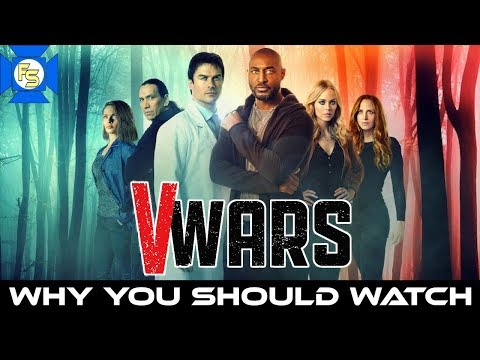V WARS on Netflix - Another Comic to Screen Worth Watching