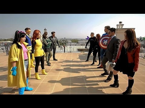 Avengers vs. X-Men: Thunder Lovin'
