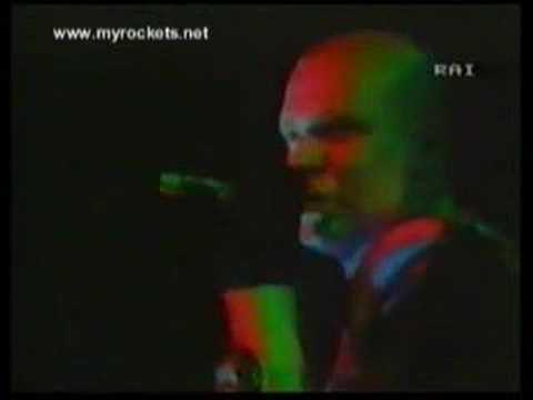 Rockets -Universal band- (Live at Taranto,1980)