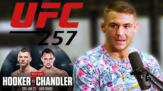 Dustin Poirier's Prediction for Dan Hooker vs Michael Chandler Fight