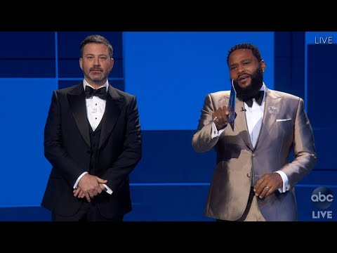 Anthony Anderson Was Looking Forward to the Blackest Emmys Ever