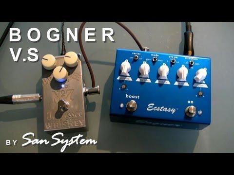 BOGNER Ecstasy BLUE  VS.  Okko, V-Twin... Part 2/2