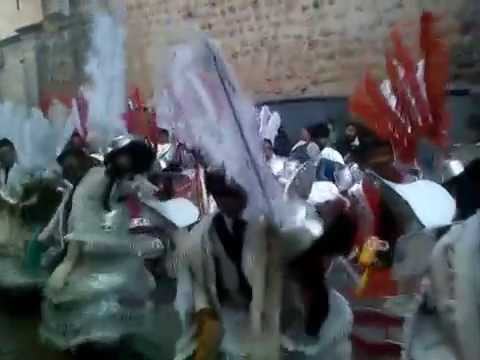 Festividad de la Virgen Natividad de la Almudena  Cusco-Perú    2014