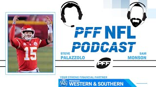 PFF NFL Podcast: 2020 Conference Championship review and mock draft | PFF