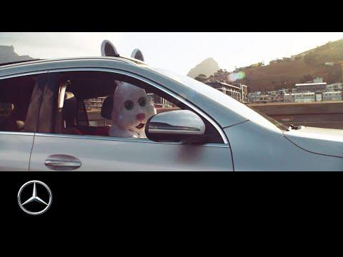 Mercedes-Benz (2020): Gesunde Ostern.
