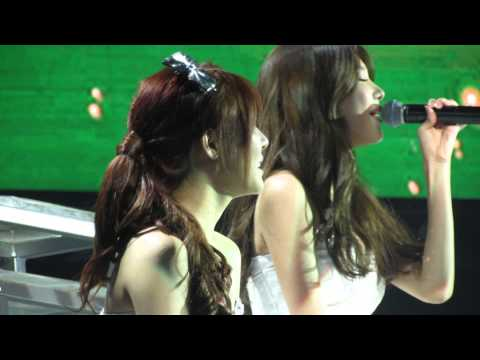 [fancam] 131109 SNSD Tiffany Focus - Baby Baby @ GG World Tour Girls & Peace in HONG KONG by SSK