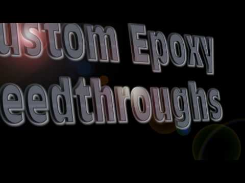 BCE Epoxy Feedthroughs: Whenever You Need to Pass a Signal Through a Vacuum Chamber Wall